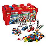 LEGO Juniors 10673: Ралли на гоночных автомобилях