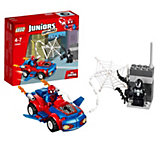 LEGO 10665 Juniors: Spider-Man™ Spider-Car Verfolgung