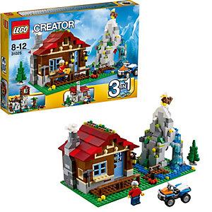 LEGO Creator 31025: Домик в горах
