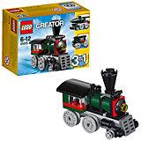 LEGO Creator 31015: Изумрудный экспресс