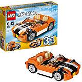 LEGO 31017 Creator: Ralley Cabrio