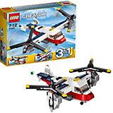 LEGO Creator 31020: Приключения на конвертоплане