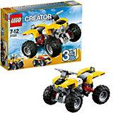 LEGO 31022 Creator: Turbo-Quad