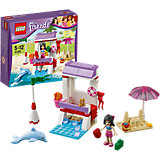 LEGO 41028 Friends: Emmas Einsatz am Strand