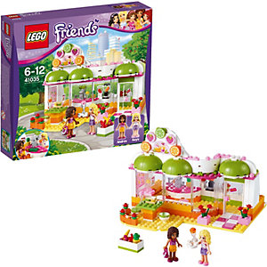 LEGO Friends 41035: Фреш-бар Хартлейк Сити