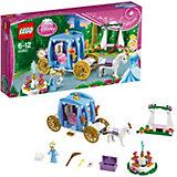 LEGO 41053 Disney Princess: Cinderellas verzauberte Kutsche