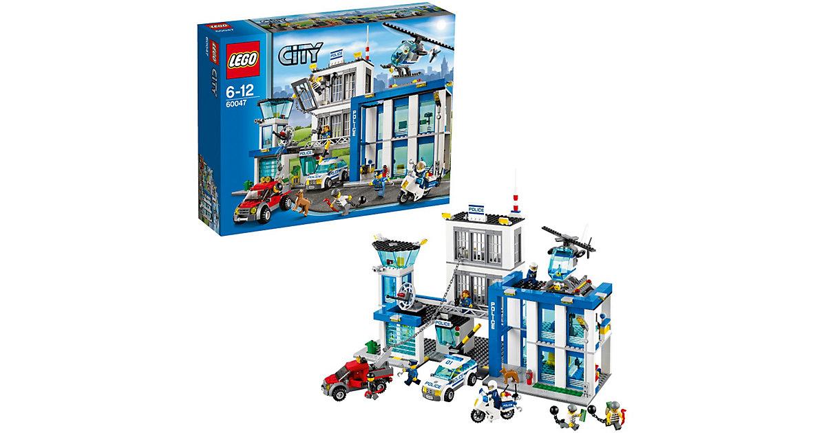 Lego City - Stazione di Polizia (60047) al miglior prezzo