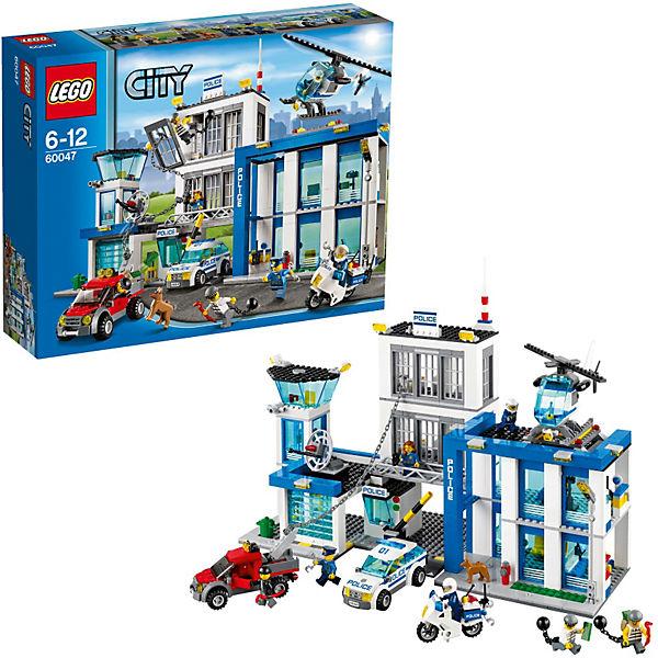 LEGO City 60047: Полицейский участок