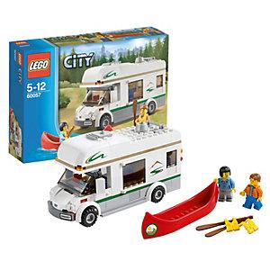 LEGO City 60057: Дом на колёсах