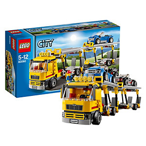 LEGO City 60060: Транспорт для перевозки автомобилей