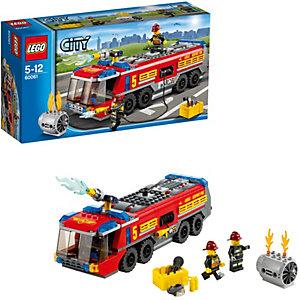 LEGO City 60061: Пожарная машина для аэропорта