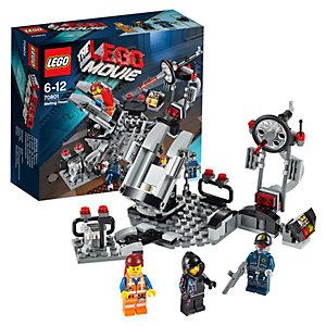 LEGO Фильм 70801: Плавильня