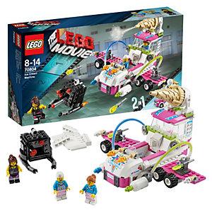 LEGO Фильм 70804: Машина с мороженым