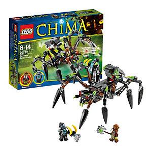 LEGO Legends of Chima 70130: Паучий охотник Спарратуса