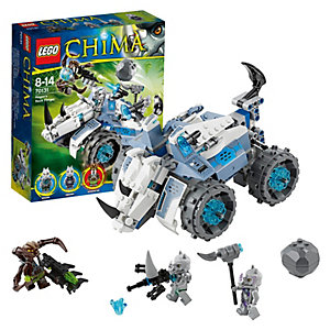 LEGO Legends of Chima 70131: Камнемёт Рогона