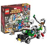 LEGO 76015 Super Heroes: Doc Ock: Überfall auf den Truck