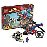 LEGO 76016 Super Heroes: Rettung mit dem Spider-Helikopter