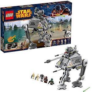 LEGO Star Wars 75043: Шагающий танк AT-AP