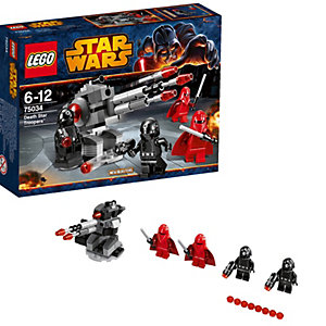 LEGO Star Wars 75034: Воины Звезды Смерти