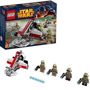 LEGO Star Wars 75035: Воины Кашиик