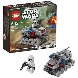 LEGO Star Wars 75028: Турбо танк клонов