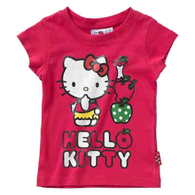 Hello kitty t shirt f r m dchen hello kitty mytoys for Hello kitty t shirt design