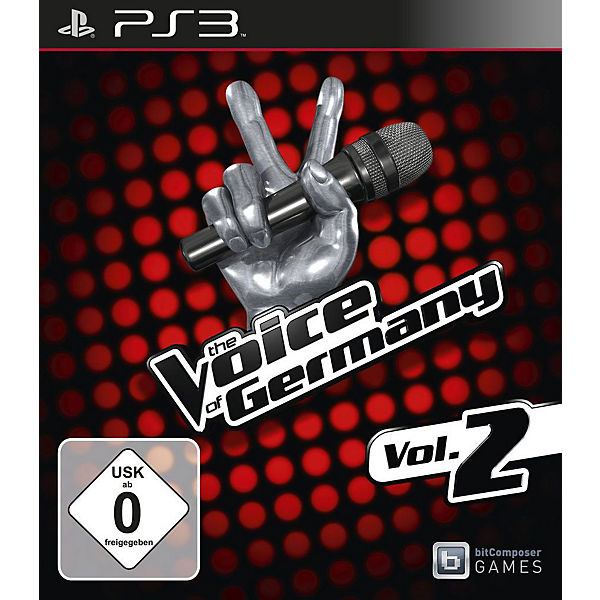 PS3 The Voice of Germany Vol. 2