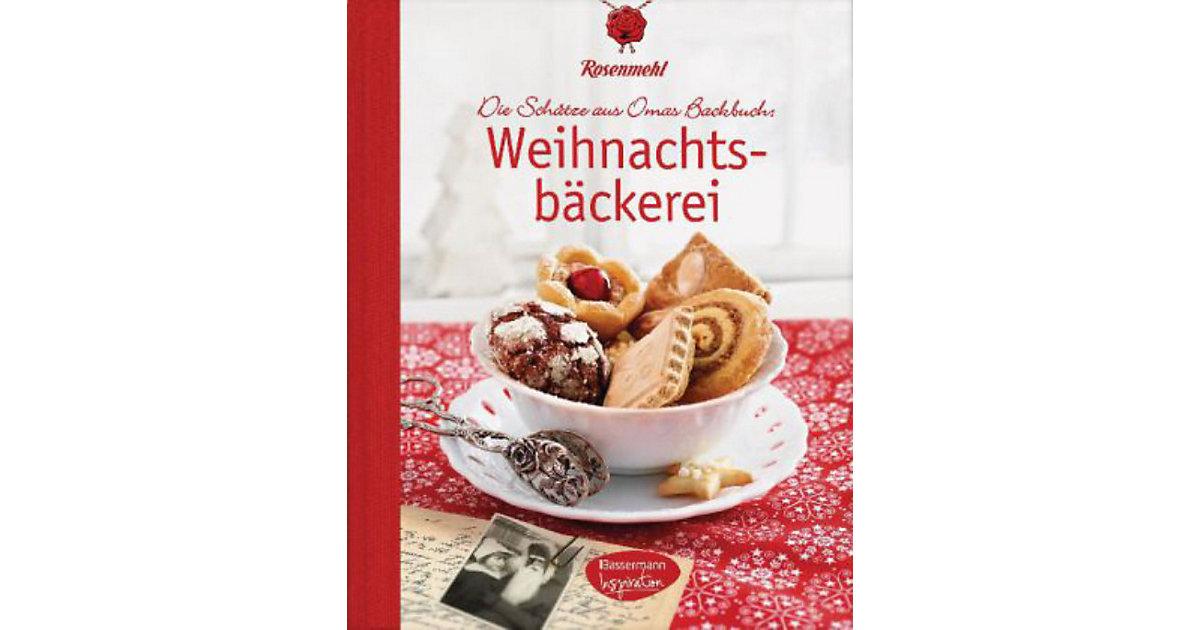 Buch - Weihnachtsbäckerei