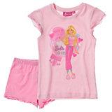 BARBIE Schlafanzug für Mädchen