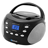 stereo-radio with CD and BLUETOOTH