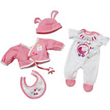 my little BABY born Kleidung Deluxe Set New born 4-tlg., 32 cm