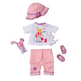 my little BABY born Kleidung Deluxe Set Outdoor 5-tlg., 32 cm