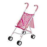 Кукольная коляска-трость, с сеткой, BABY born