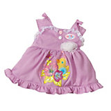 BABY born Kleidung Dress Collection Purple, 43 cm