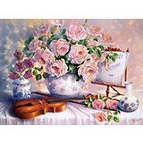 """Пазл """"Вечерние розы"""", 3000 деталей, Castorland"""