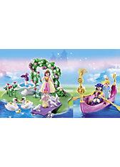 PLAYMOBIL® 5456 Jubiläums-KompaktSet Prinzessinneninsel + romantische Gondel