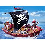 PLAYMOBIL 5298 Пираты: Пиратский корабль Череп и кости