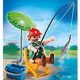 PLAYMOBIL 4779 Дополнение: Рыбак со снастями