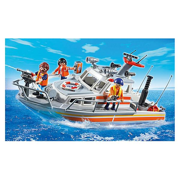 PLAYMOBIL 5540 Береговая охрана: Спасательный крейсер