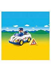 PLAYMOBIL® 6797 1-2-3: Polizeiauto