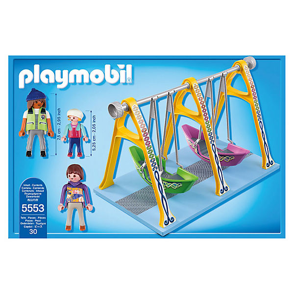 "PLAYMOBIL 5553 Парк Развлечений: Аттракцион ""Лодка"""