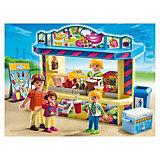PLAYMOBIL 5555 Парк Развлечений: Киоск со сладостями