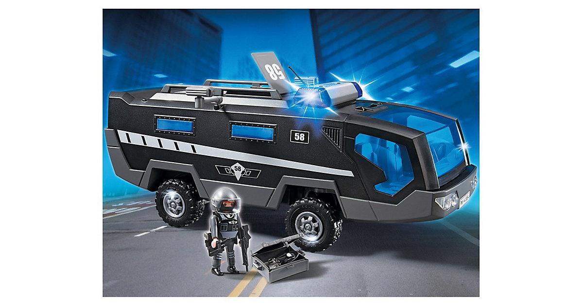 5564 SEK-Einsatztruck mit Licht und Sound