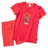SCHIESSER Schlafanzug für Mädchen Ritter Rost