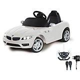 Jamara Elektrofahrzeug Ride-on BMW Z 4 weiß 27 MHz