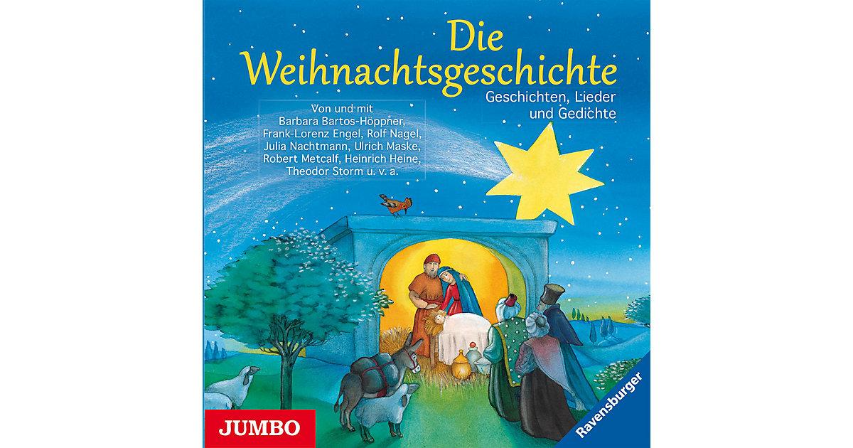 CD Die Weihnachtsgeschichte - Barbara Bartos Höppner Hörbuch