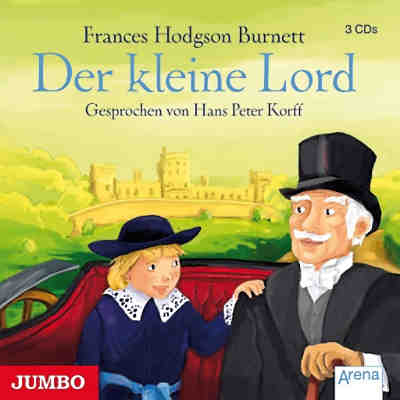 Der kleine Lord, 3 Audio-CDs