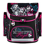 Scooli Monster High Schulranzen-Set CAMPUS PLUS, 5-tlg.