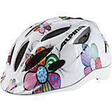 ALPINA Fahrradhelm Gamma 2.0 Flash white flower