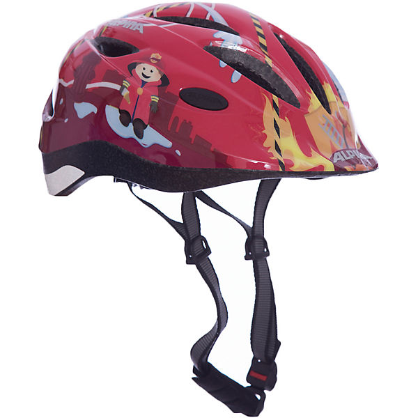 ALPINA Fahrradhelm Gamma 2.0 red firefighter